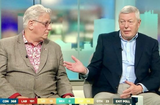 Labour's Alan Johnson Anger with Momentum