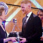Princess Anne presents trophy