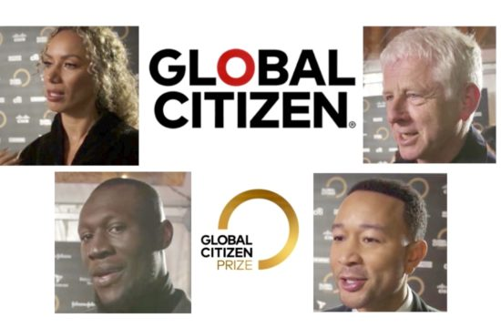 Global Citizen Prize Stormzy, Leona +