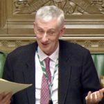 Sir Lindsay Hoyle - Speaker of the House