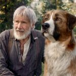 Harrison Ford and Buck