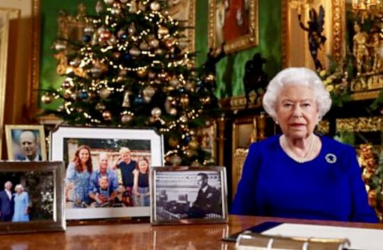 The Queen's Christmas Message