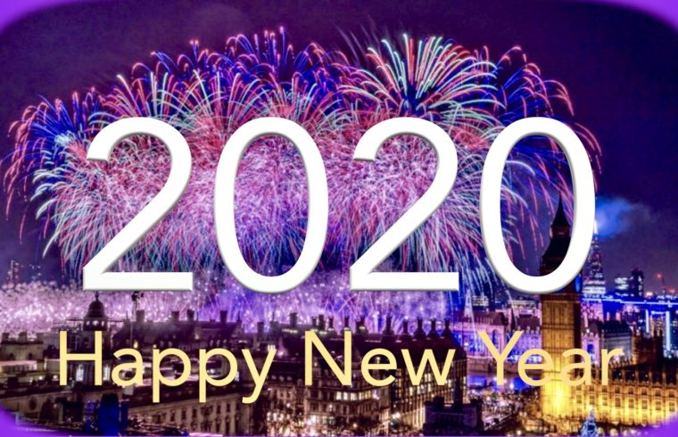 happy new year!🎉