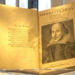 Shakespeare's First Folio Up For Auction