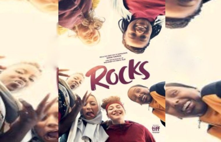 Rocks Trailer