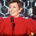 Olivia Colman won for The Crown