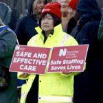 Northern Ireland: Nurses on Strike