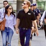 Harry and Meghan First Public Encounter