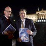 Tánaiste (Irish Deputy PM) Simon Coveney and NI Secretary Julian Smith