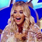 Rita Ora overwhelmed