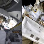NASA: Spacewalk Outside ISS