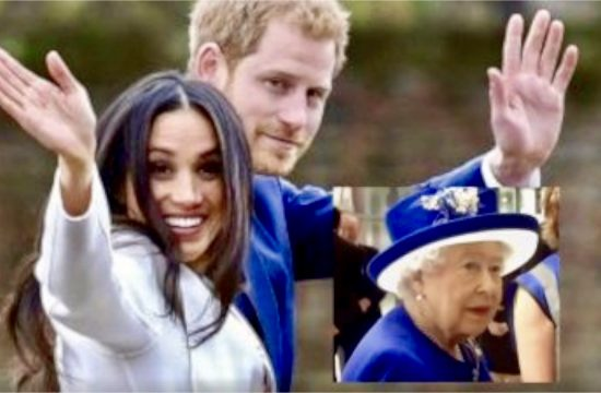 Harry and Meghan Drop HRH Titles
