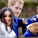 Harry and Meghan Drop HRH Titles