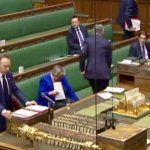 statement in House of Commons