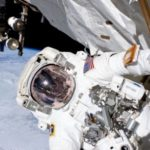 LIVE Spacewalk AMS Repair Outside ISS