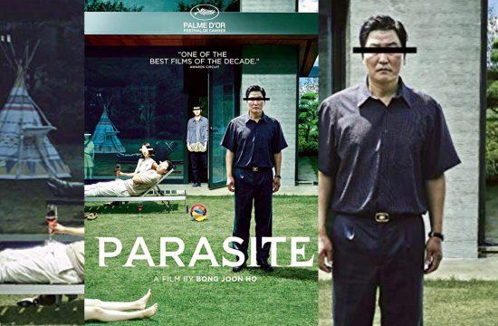 Parasite Trailer