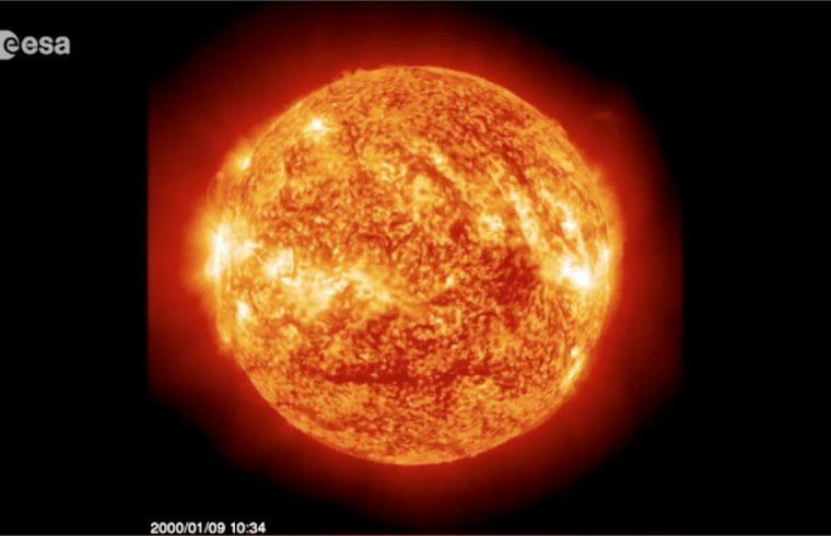 Close Up Study of the Sun