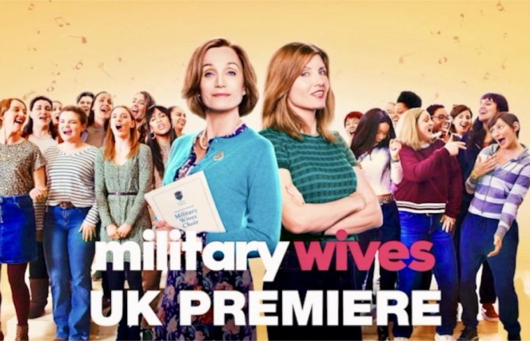 Military Wives UK Premiere