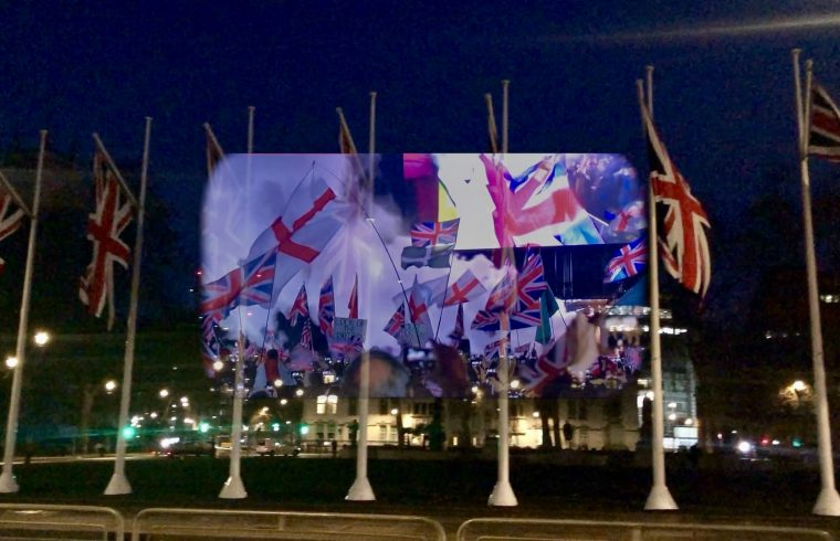 New Dawn at Parliament Square