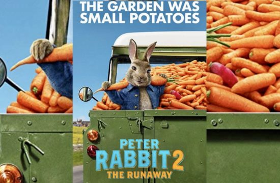 Peter Rabbit 2 the Trailer