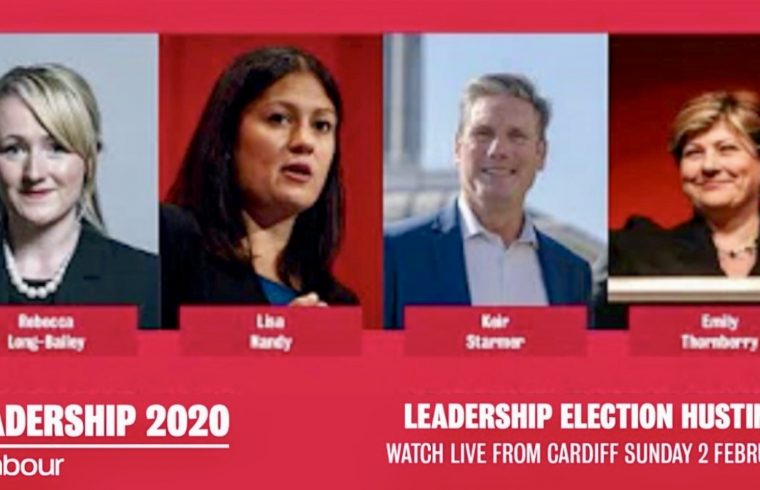 Leadership Hustings Live from Cardiff