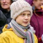 Greta Thunberg joins climate strike Bristol