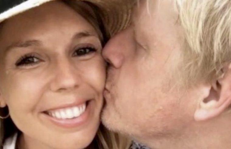Boris Carrie expecting baby