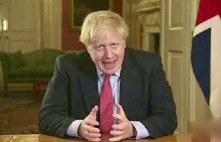 PM addresses nation - coronavirus crisis