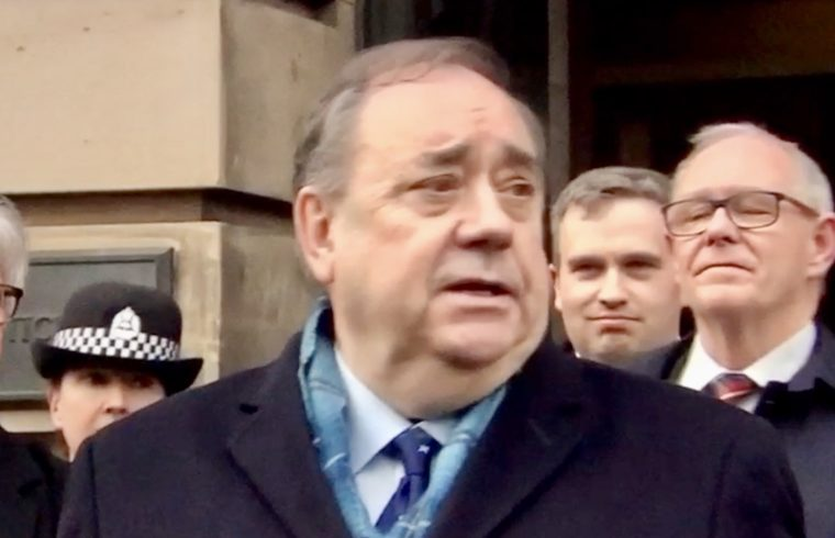 Alex Salmond cleared sex assault charges