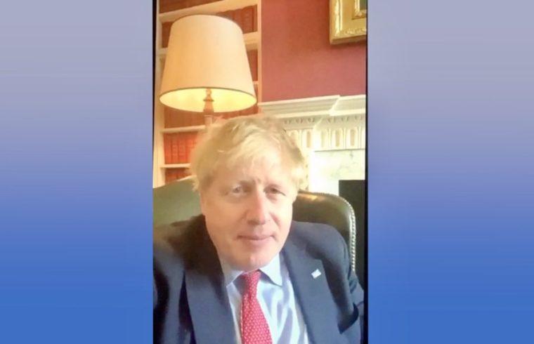PM Boris Johnson has coronavirus