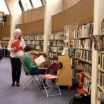 volunteers safeguard the valuable collection