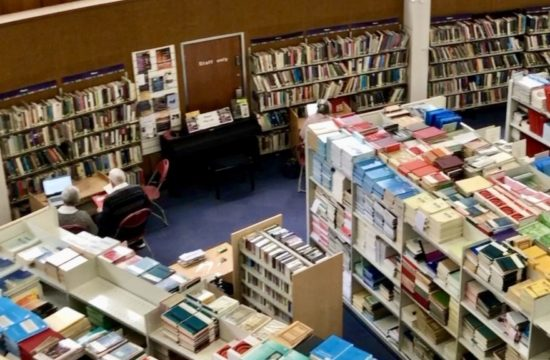 Volunteers Take Action To Save Music Libraries