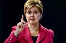 Nicola Sturgeon: coronavirus from contain to delay