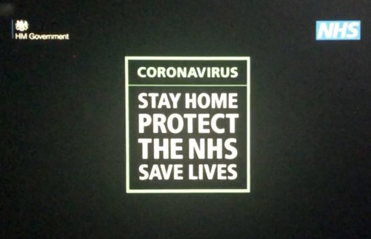 Vital NHS Update Corona Virus