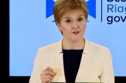 Scotland: Life should not feel normal