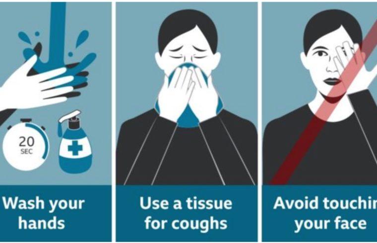 Coronavirus Information: How to stay safe