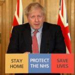 Boris update on coronavirus - 25 March