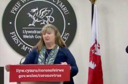 Coronavirus lockdown in Wales extended