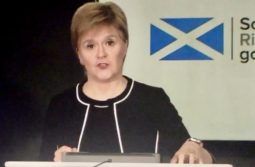 Nicola Sturgeon - First Minister