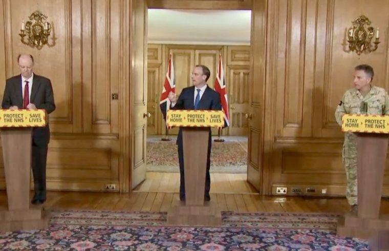 Govt Covid-19 news update 22 April