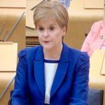 Nicola Sturgeon First Minister