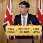 Govt coronavirus news briefing