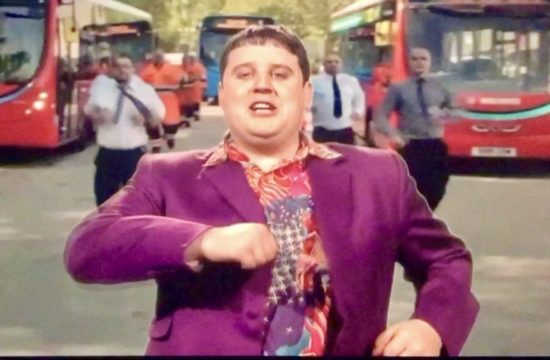 Amarillo 2020 mimed by Peter Kay