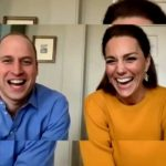 William and Kate video call key workers' kids