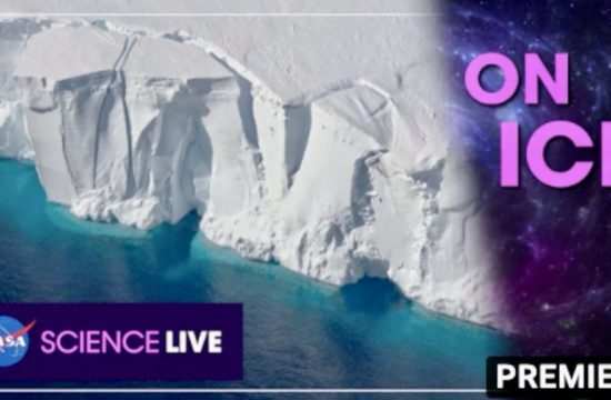 NASA Science Live: On Ice