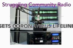 Struggling Community Radio Gets Coronavirus Lifeline