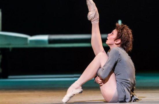 Anastasia in full from The Royal Ballet