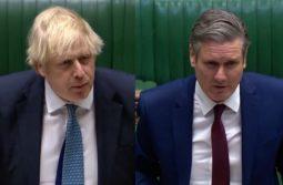 Boris faces Keir