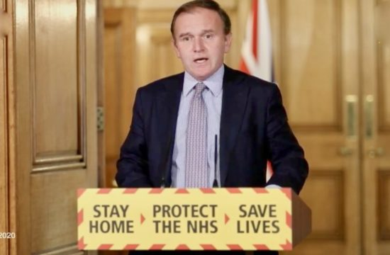 George Eustice, Environment secretary