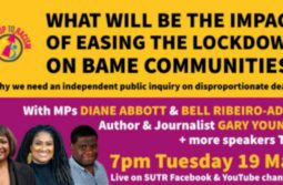BAME communities and easing of lockdown